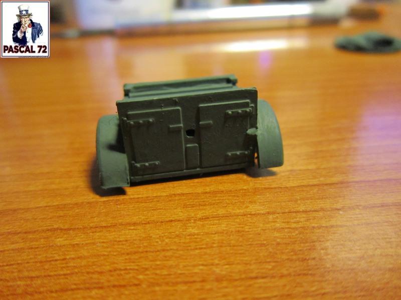 Canon de 25 pounder et son Quad au 1/72 d'Airfix par pascal 72   Img_3420