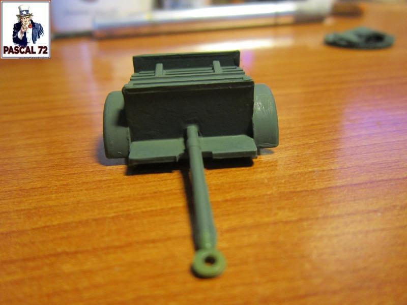 Canon de 25 pounder et son Quad au 1/72 d'Airfix par pascal 72   Img_3421
