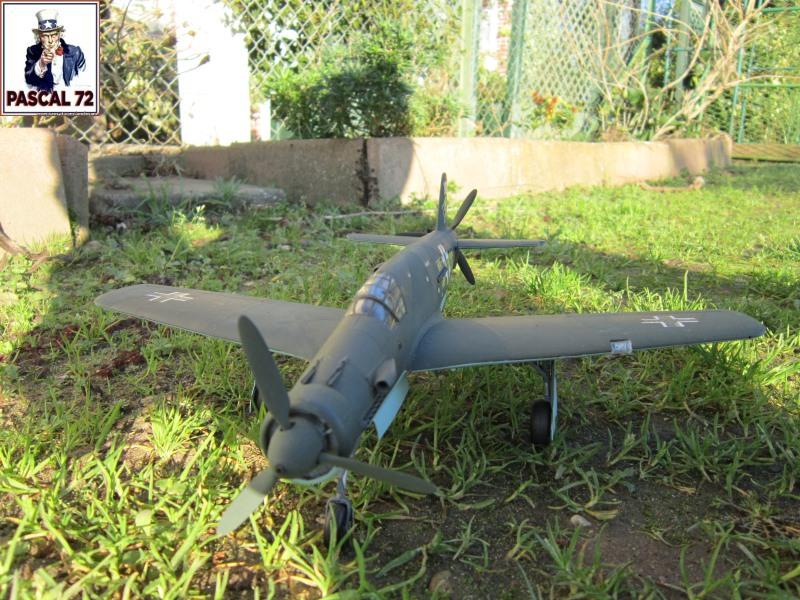 Dornier 335 A PFEIL de Tamiya au 1/48 par Pascal 72 Img_4016