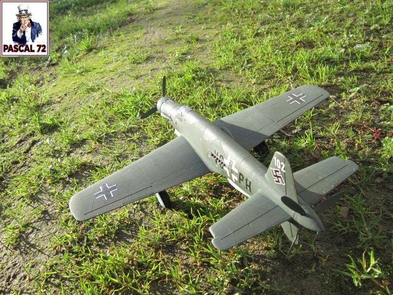 Dornier 335 A PFEIL de Tamiya au 1/48 par Pascal 72 Img_4017