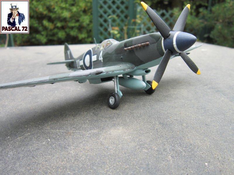 Supermarine Seafire F MK. XV de Revell au 1/48 par Pascal 72 Img_4101