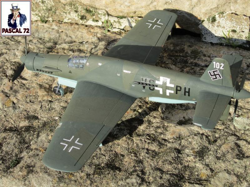 Dornier 335 A PFEIL de Tamiya au 1/48 par Pascal 72 Img_4111