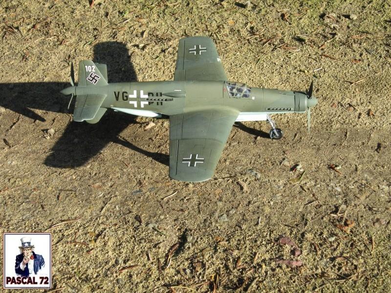 Dornier 335 A PFEIL de Tamiya au 1/48 par Pascal 72 Img_4114