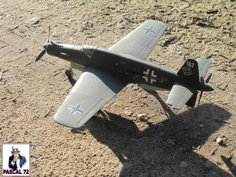 Dornier 335 A PFEIL de Tamiya au 1/48 par Pascal 72 Img_4116