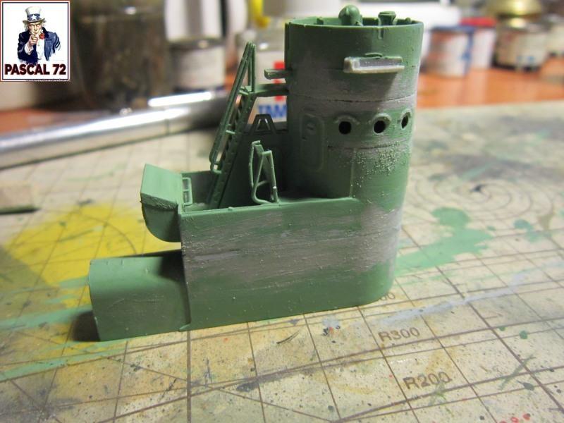 U.S. Navy Landing Ship Médium (Early) au 1/144 par pascal 72 de Revell Img_4218