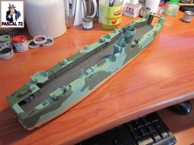 U.S. Navy Landing Ship Médium (Early) au 1/144 par pascal 72 de Revell Img_4241