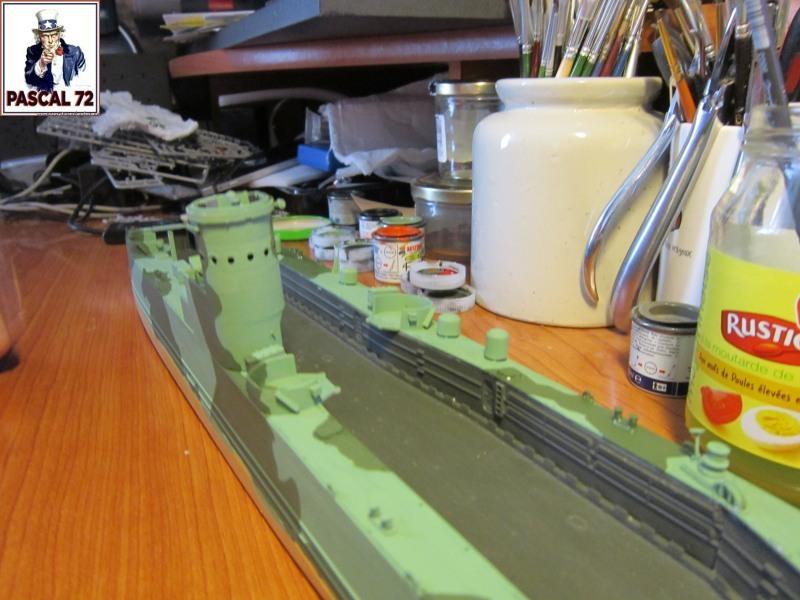 U.S. Navy Landing Ship Médium (Early) au 1/144 par pascal 72 de Revell Img_4243