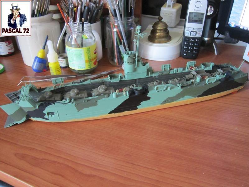 U.S. Navy Landing Ship Médium (Early) au 1/144 par pascal 72 de Revell Img_4325