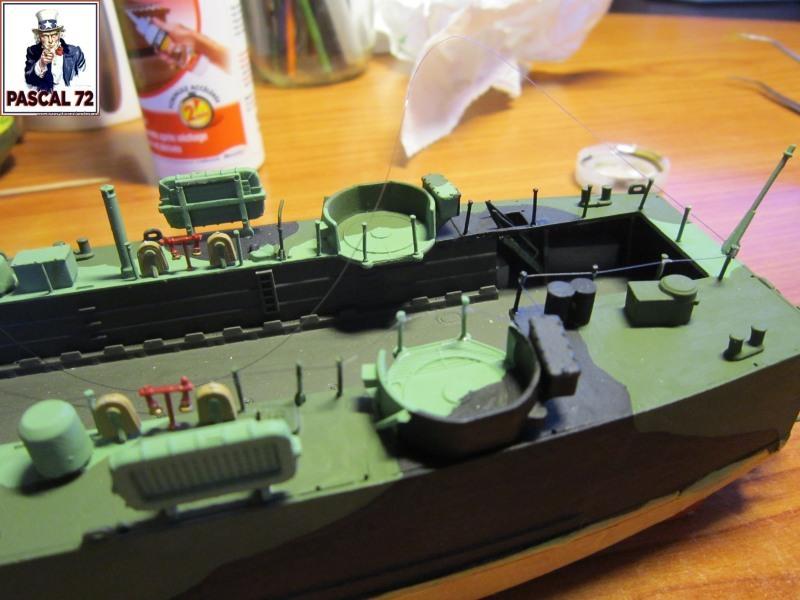 U.S. Navy Landing Ship Médium (Early) au 1/144 par pascal 72 de Revell Img_4327