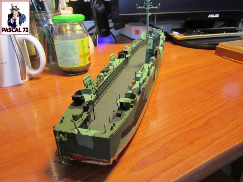 U.S. Navy Landing Ship Médium (Early) au 1/144 par pascal 72 de Revell - Page 2 Img_4333