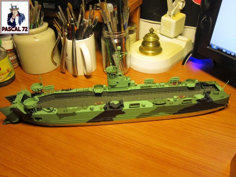 U.S. Navy Landing Ship Médium (Early) au 1/144 par pascal 72 de Revell - Page 2 Img_4337