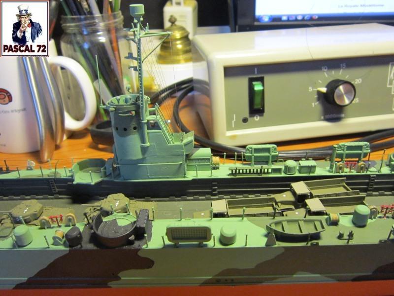 U.S. Navy Landing Ship Médium (Early) au 1/144 par pascal 72 de Revell - Page 2 Img_4354