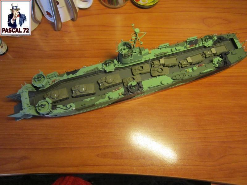 U.S. Navy Landing Ship Médium (Early) au 1/144 par pascal 72 de Revell - Page 2 Img_4415