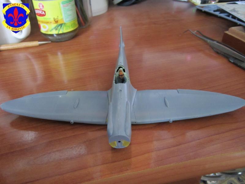 Supermarine Seafire F MK. XV de Revell au 1/48 par Pascal 94 - Page 3 Img_4521
