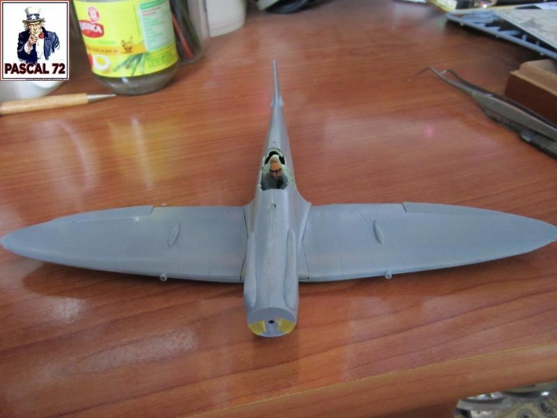 Supermarine Seafire F MK. XV de Revell au 1/48 par Pascal 72 Img_4534