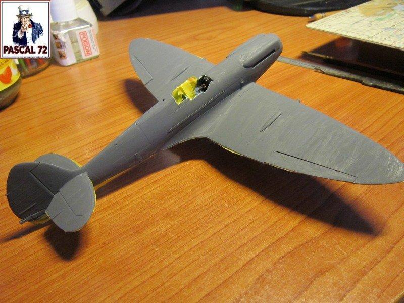 Supermarine Seafire F MK. XV de Revell au 1/48 par Pascal 72 - Page 2 Img_4550