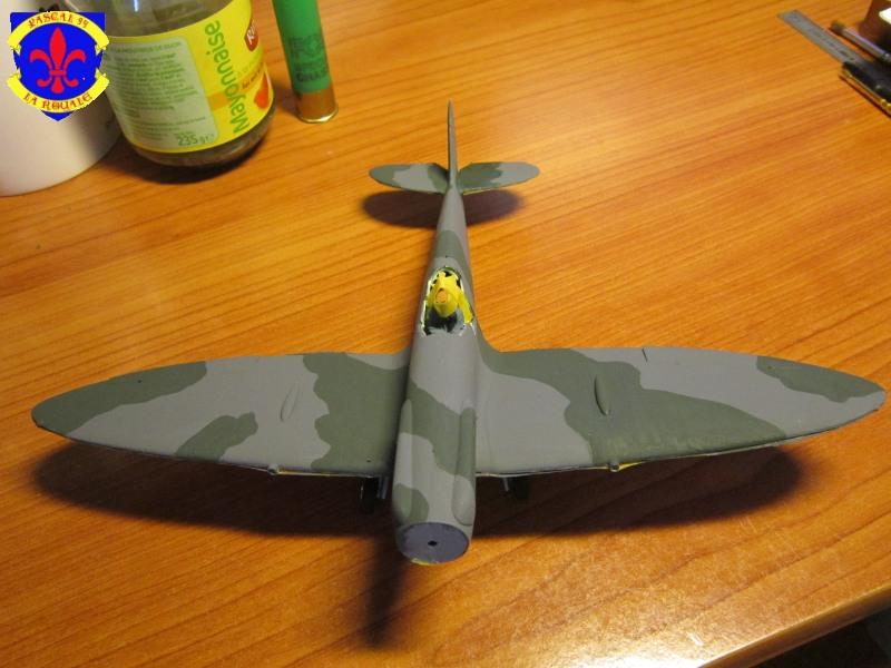 Supermarine Seafire F MK. XV de Revell au 1/48 par Pascal 94 - Page 5 Img_4637