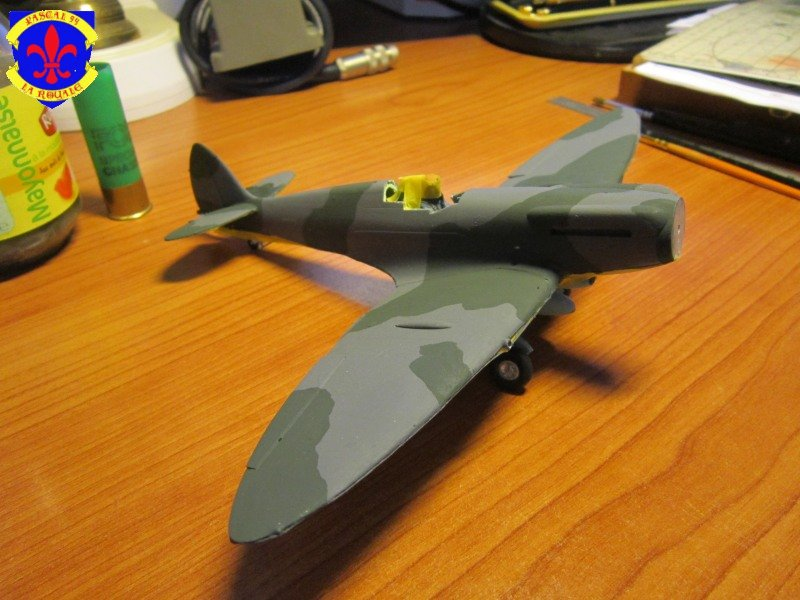 Supermarine Seafire F MK. XV de Revell au 1/48 par Pascal 94 - Page 5 Img_4638