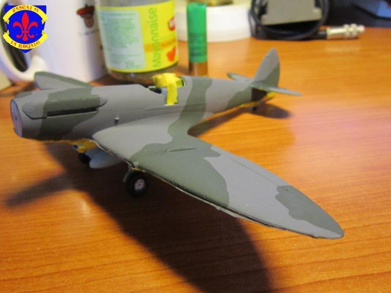 Supermarine Seafire F MK. XV de Revell au 1/48 par Pascal 94 - Page 5 Img_4639