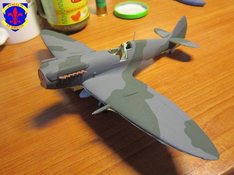 Supermarine Seafire F MK. XV de Revell au 1/48 par Pascal 94 - Page 5 Img_4640