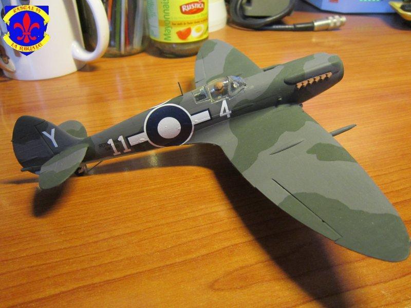 Supermarine Seafire F MK. XV de Revell au 1/48 par Pascal 94 - Page 5 Img_4643