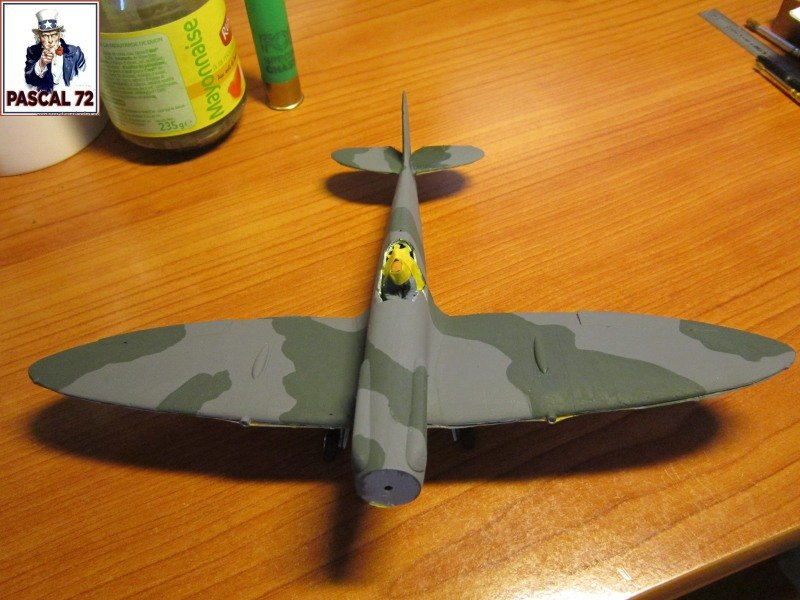 Supermarine Seafire F MK. XV de Revell au 1/48 par Pascal 72 - Page 2 Img_4647