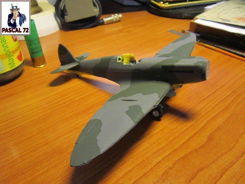 Supermarine Seafire F MK. XV de Revell au 1/48 par Pascal 72 - Page 2 Img_4648