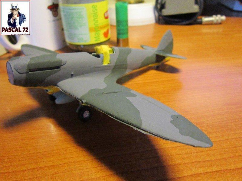 Supermarine Seafire F MK. XV de Revell au 1/48 par Pascal 72 - Page 2 Img_4649