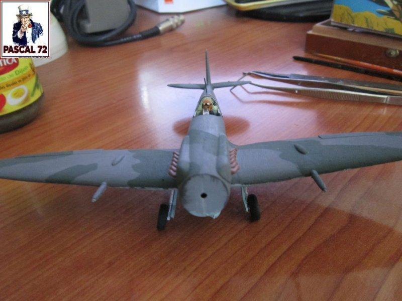 Supermarine Seafire F MK. XV de Revell au 1/48 par Pascal 72 - Page 2 Img_4652