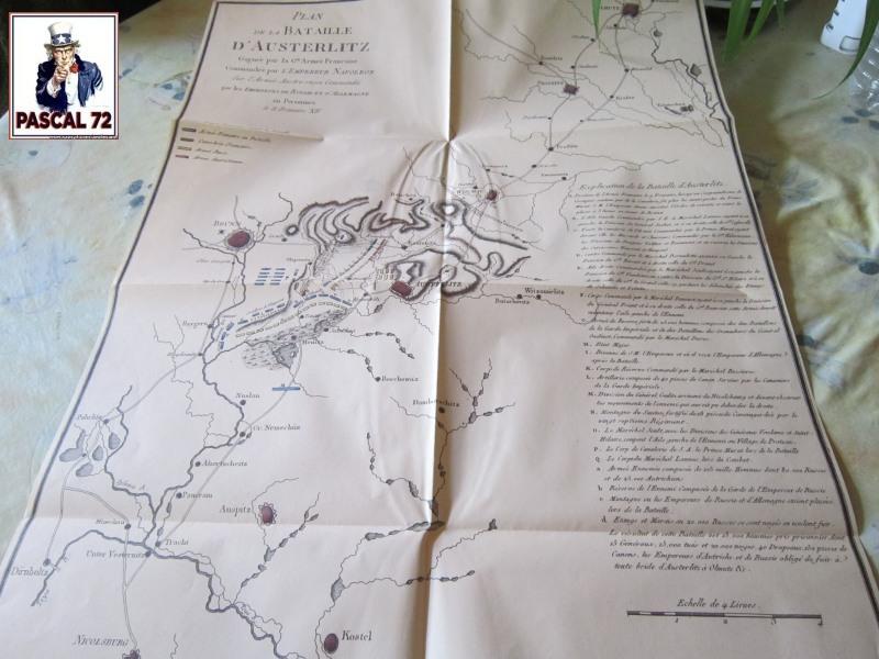 Carte de la bataille d'Austerlitz Img_4740