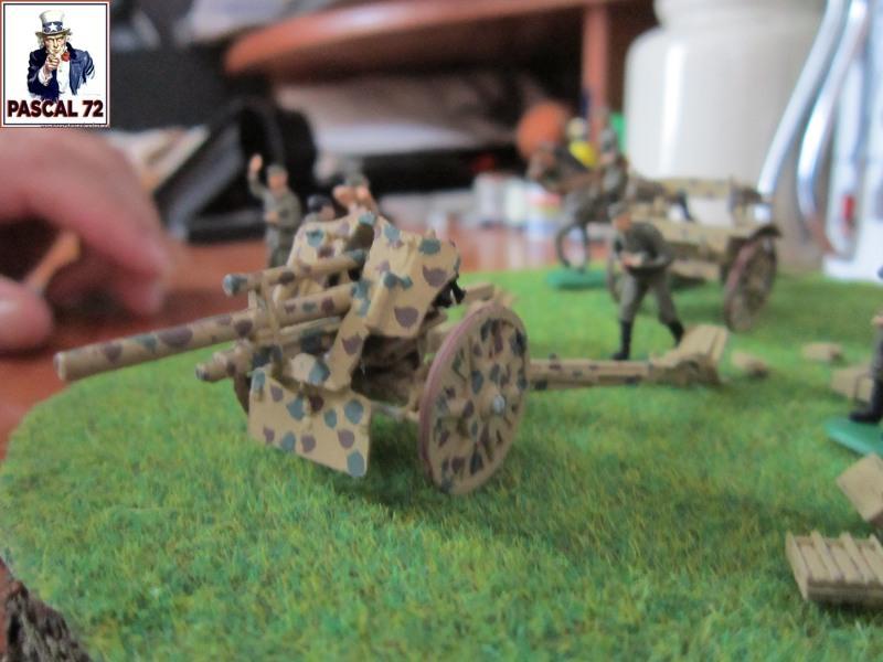 Obusier de 105 mm allemand au 1/72 par pascal 72 Img_4773