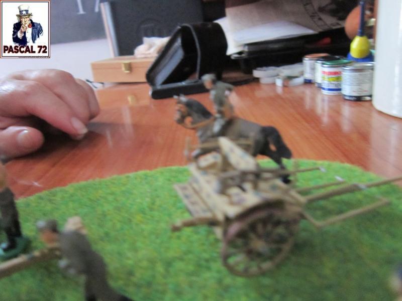 Obusier de 105 mm allemand au 1/72 par pascal 72 Img_4774