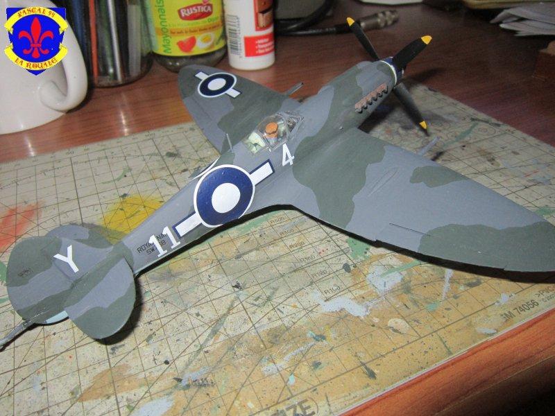 Supermarine Seafire F MK. XV de Revell au 1/48 par Pascal 94 - Page 5 Img_4795