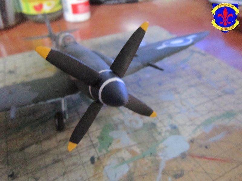 Supermarine Seafire F MK. XV de Revell au 1/48 par Pascal 94 - Page 5 Img_4796
