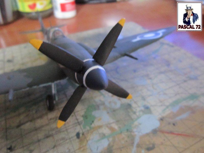 Supermarine Seafire F MK. XV de Revell au 1/48 par Pascal 72 - Page 2 Img_4798