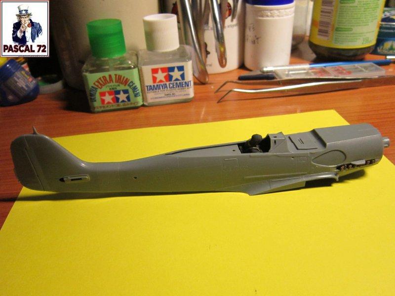 Focke Wulf 190 D9 de Tamiya au 1/ 48 par pascal 72 Img_4997