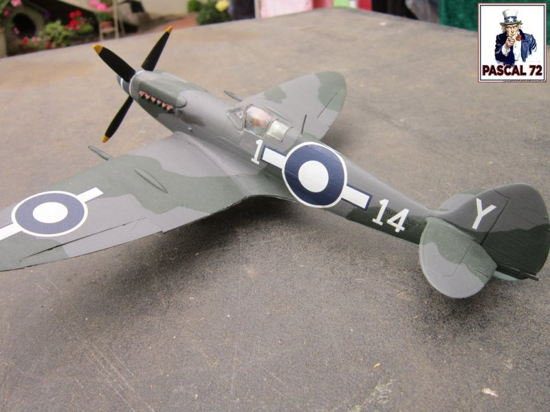 Supermarine Seafire F MK. XV de Revell au 1/48 par Pascal 72 Img_4999