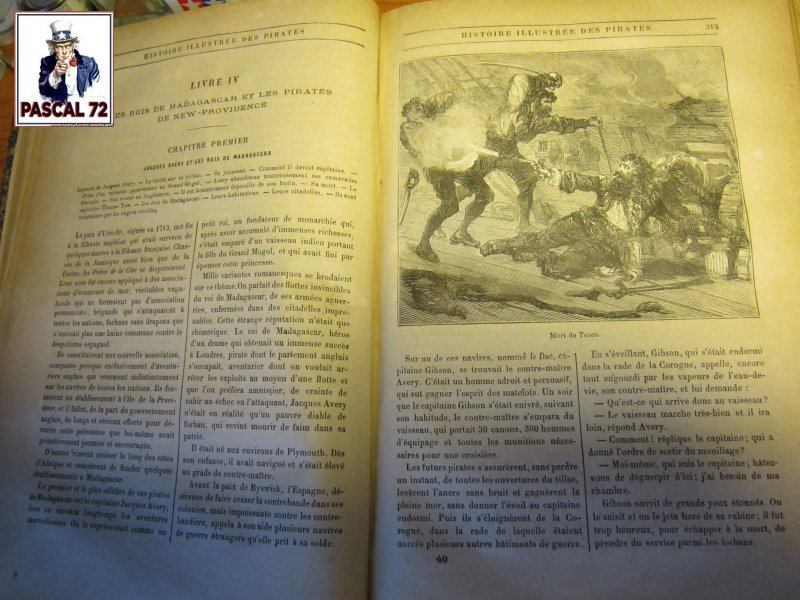 Histoire Nationale de la Marine - 1880 - Jules Trousset Img_5020