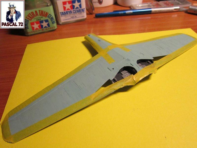 Focke Wulf 190 D9 de Tamiya au 1/ 48 par pascal 72 - Page 2 Img_5032