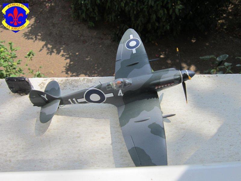 Supermarine Seafire F MK. XV de Revell au 1/48 par Pascal 94 - Page 6 Img_5113