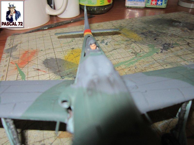 Focke Wulf 190 D9 de Tamiya au 1/ 48 par pascal 72 Img_5138