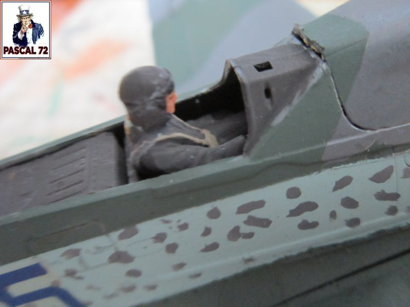 Focke Wulf 190 D9 de Tamiya au 1/ 48 par pascal 72 Img_5140