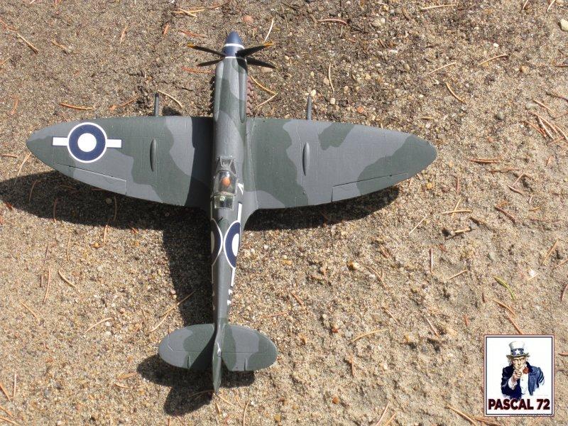 Supermarine Seafire F MK. XV de Revell au 1/48 par Pascal 72 Img_5143