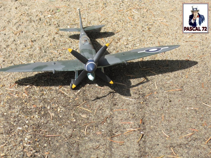 Supermarine Seafire F MK. XV de Revell au 1/48 par Pascal 72 Img_5144
