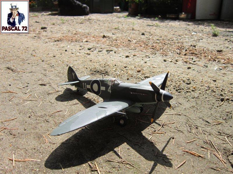 Supermarine Seafire F MK. XV de Revell au 1/48 par Pascal 72 Img_5159