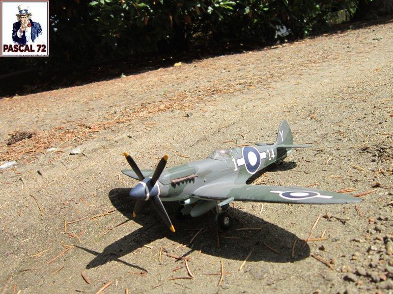 Supermarine Seafire F MK. XV de Revell au 1/48 par Pascal 72 Img_5160