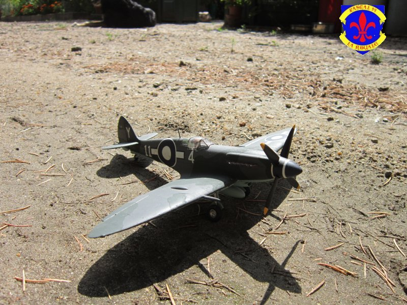 Supermarine Seafire F MK. XV de Revell au 1/48° Img_5167