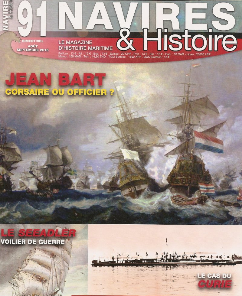 Navires et Histoire  Navire11