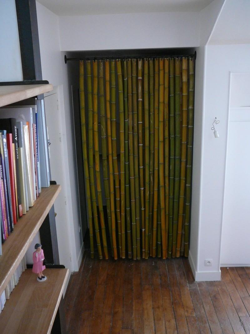 escalier béton ciré Bambou12