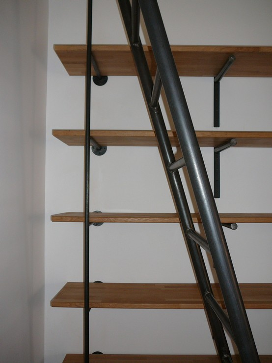 escalier béton ciré Cryati12